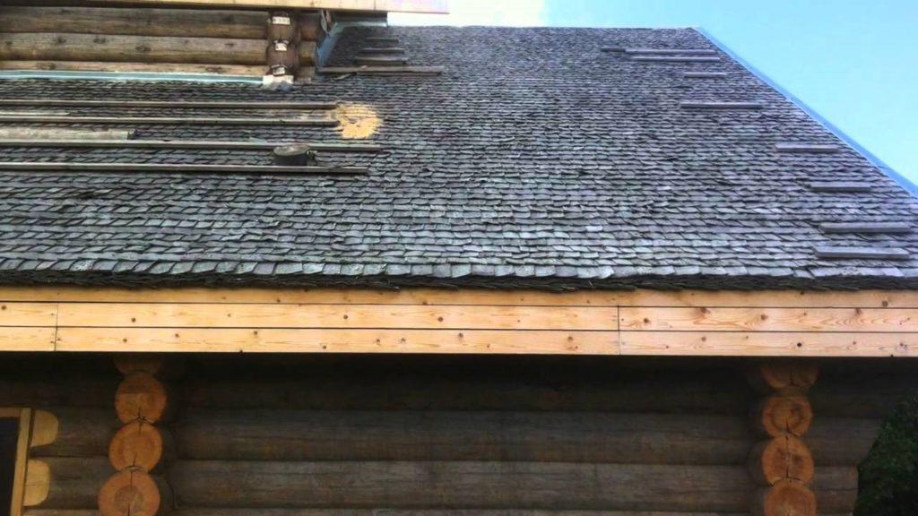 Покрываем крышу дранкой: особенности и преимущества материала
