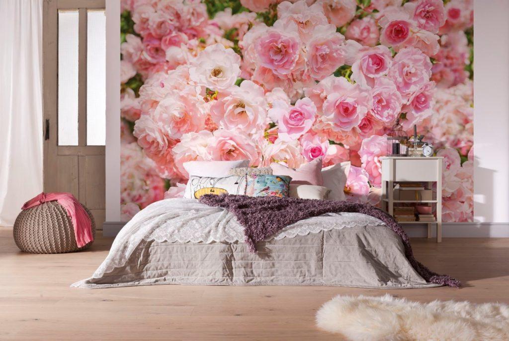 Критерии выбора обоев для стен спальни