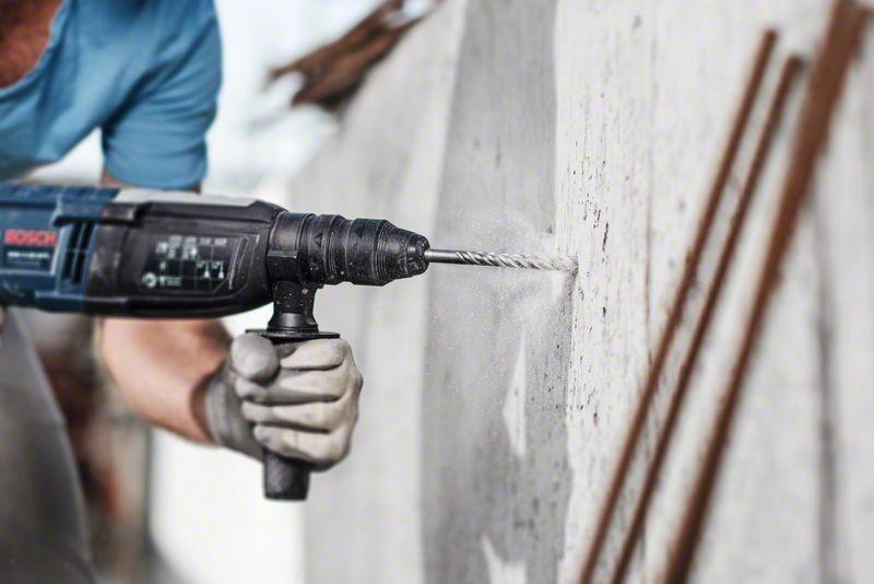 Как и чем сверлят разные строительные материалы