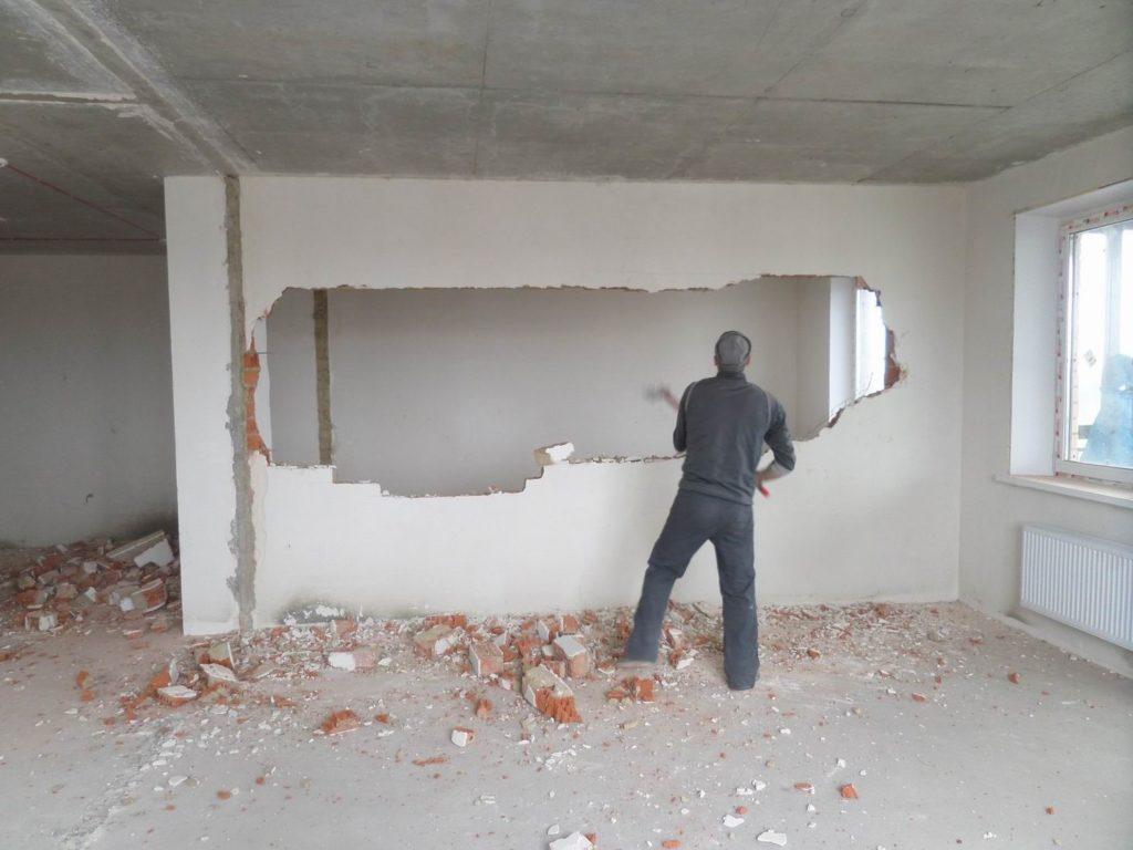 Что нельзя делать при перепланировке квартир
