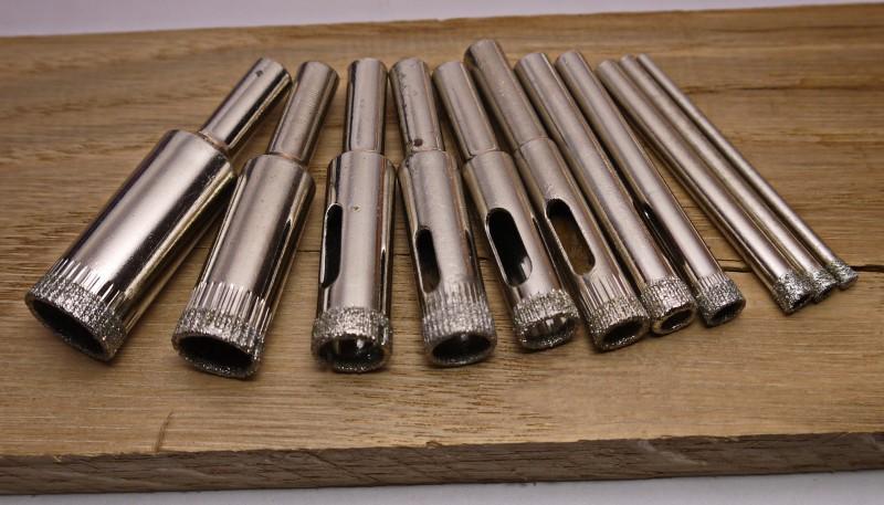 Чем можно просверлить керамогранитную плитку