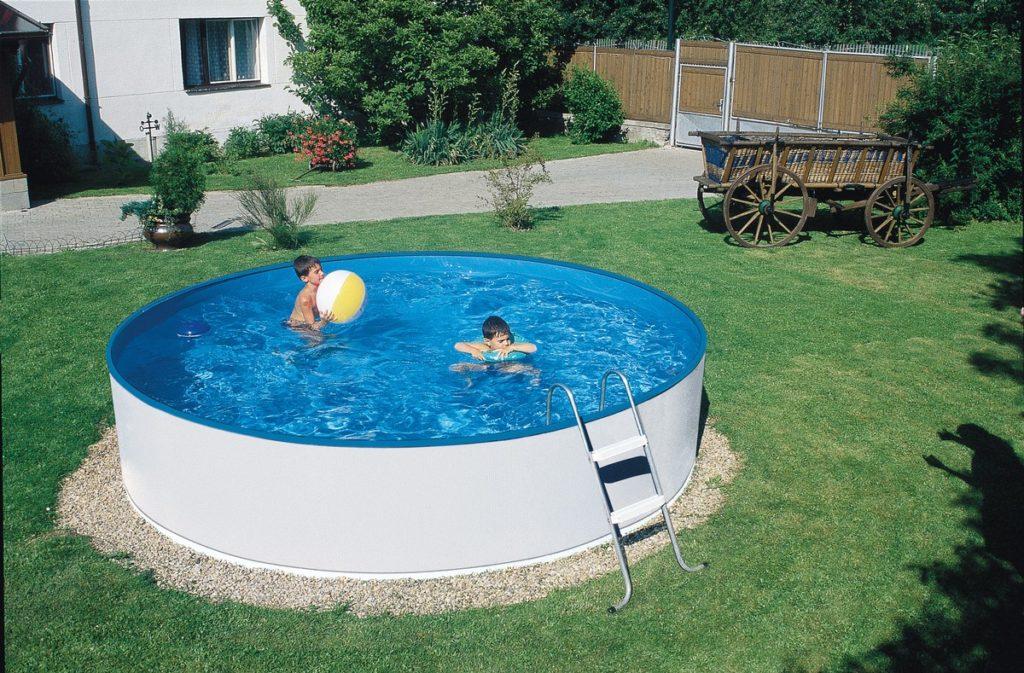 Каркасный бассейн: особенности устройства и изготовление своими руками