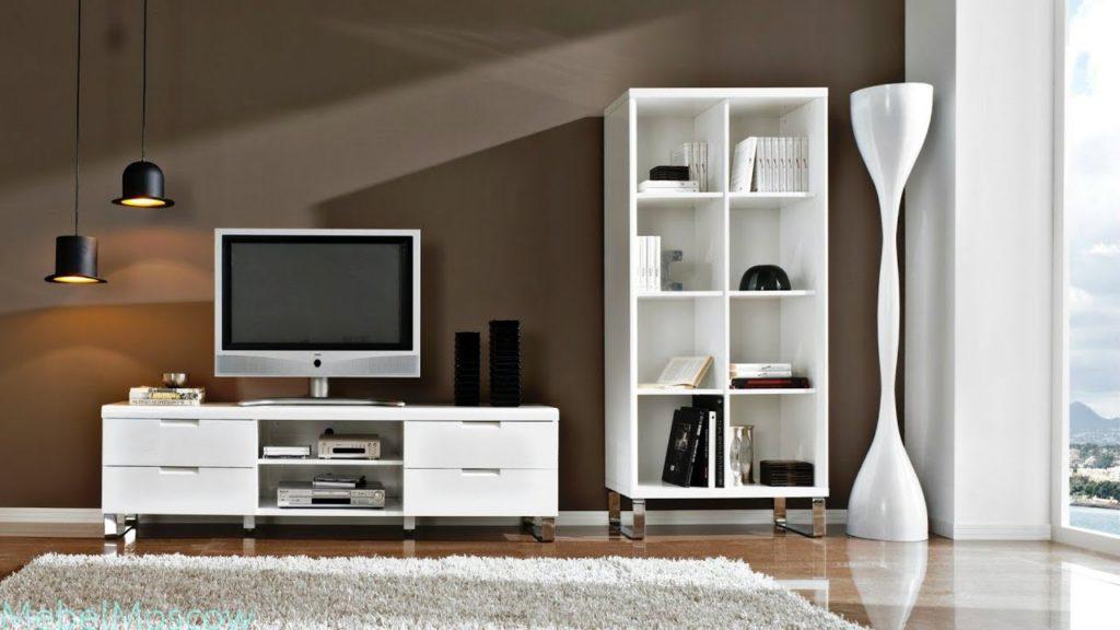 Что нужно знать про мебель под телевизор