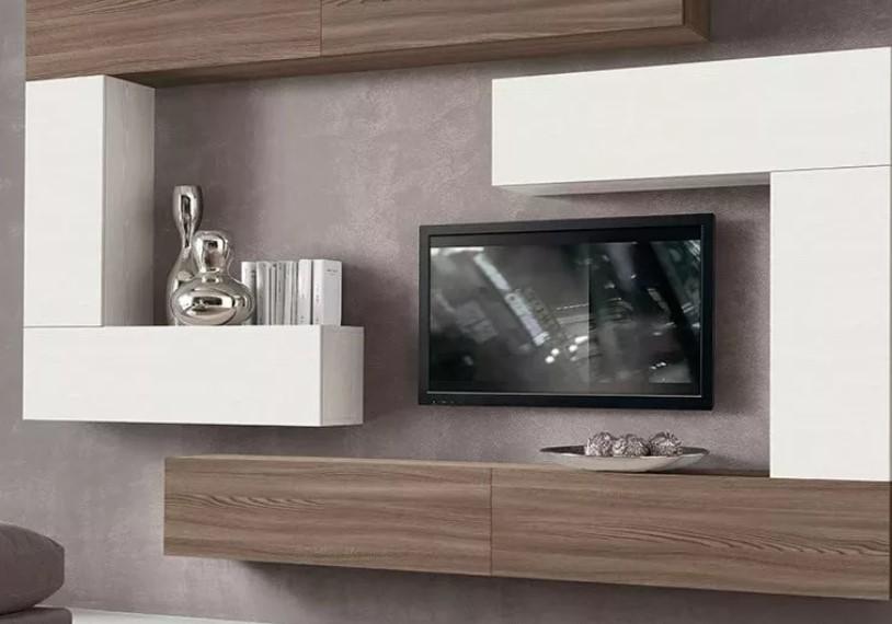 Мебель под телевизор: как вписать в интерьер
