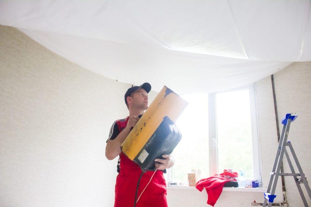 Могут ли натяжные потолки нанести вред здоровью своих владельцев