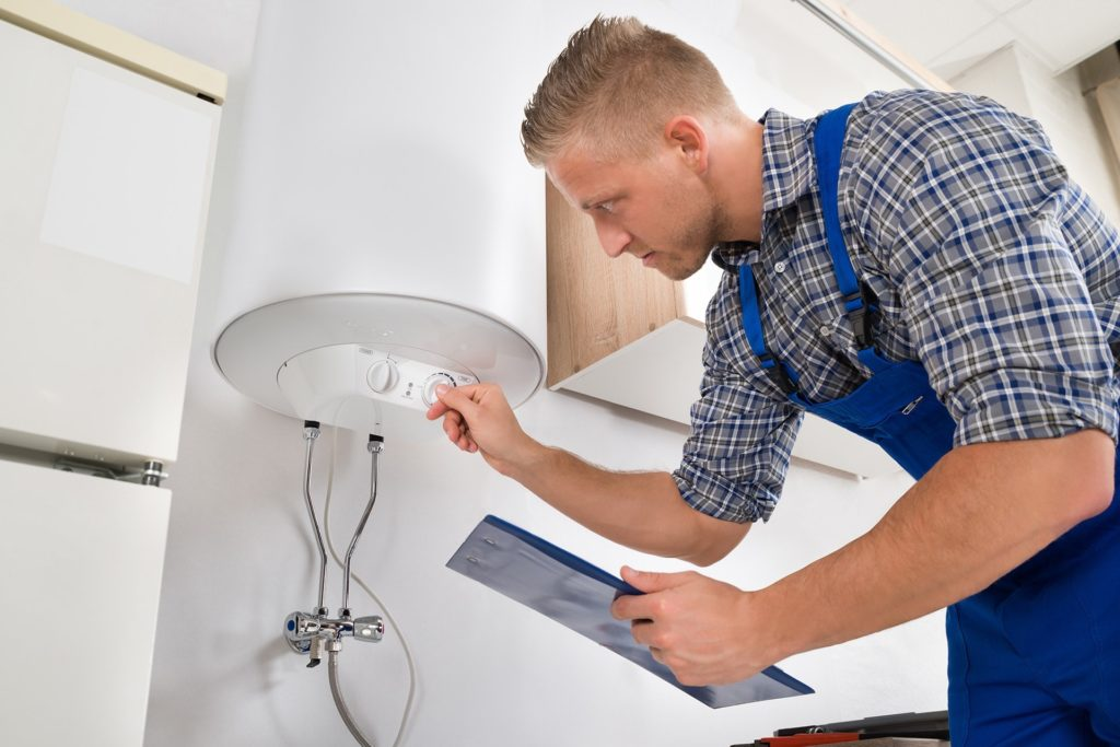 Как произвести ремонт бытового электрического бойлера своими руками