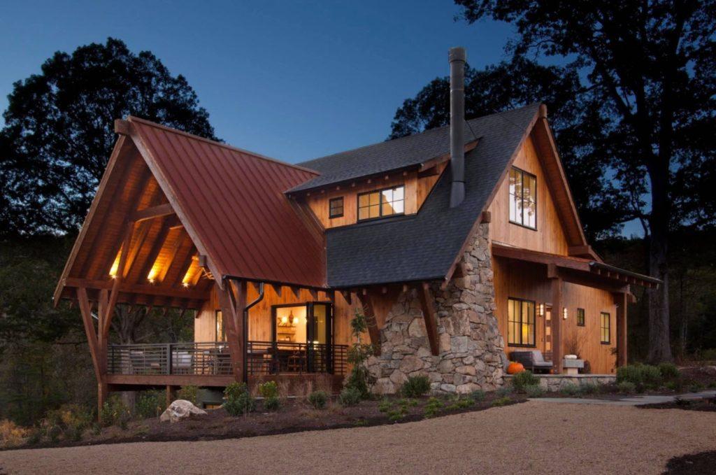 Устройство мансард в зависимости от формы крыши