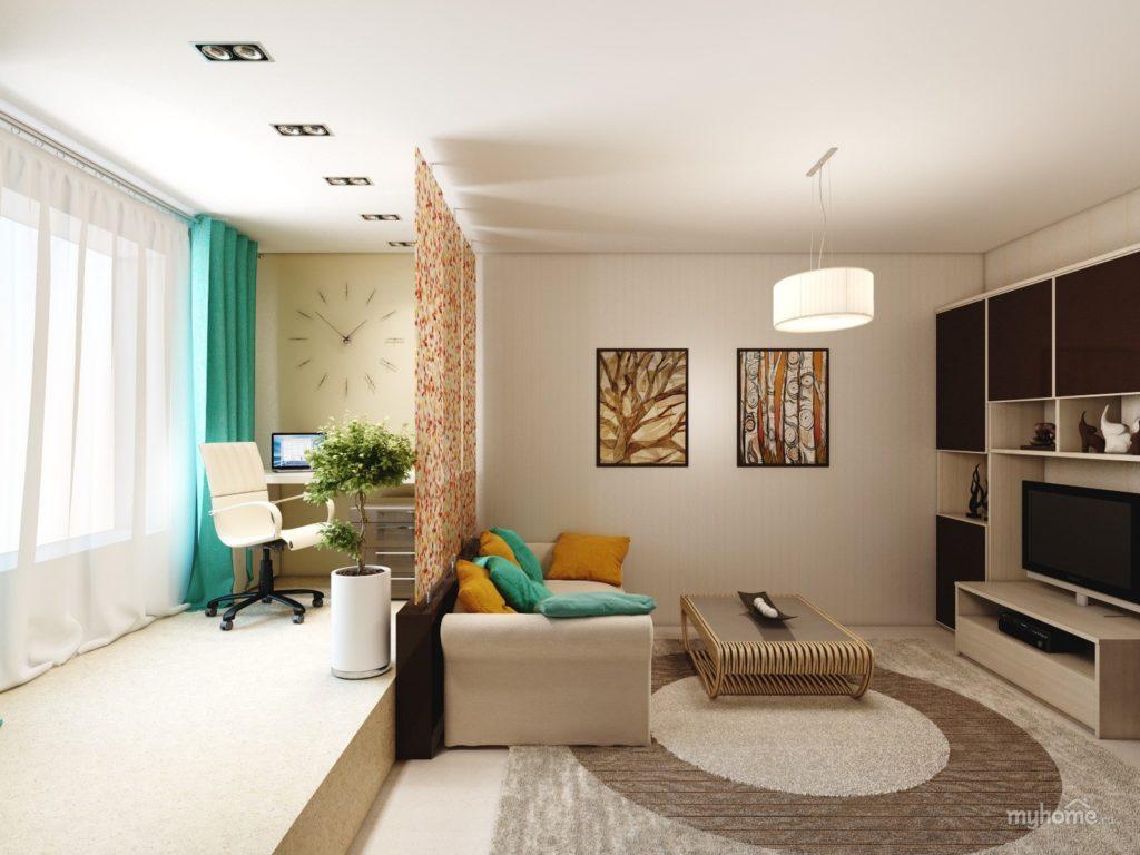 Как правильно сделать дизайн гостиной