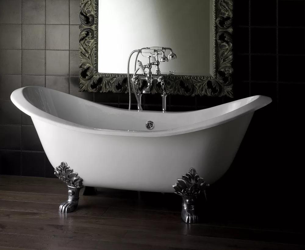 Сравнение разных видов ванн