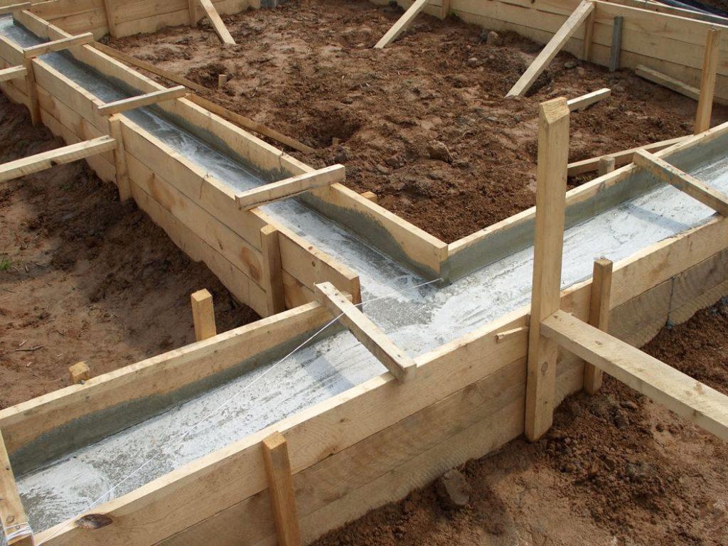 Этапы и методы возведения тепличного фундамента