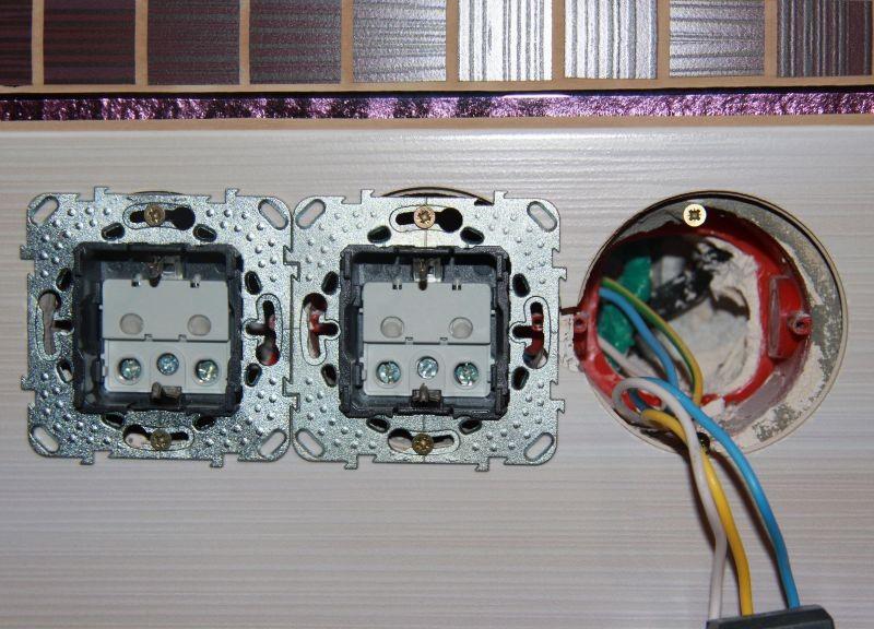 Правильная установка и подключение новой электрической бытовой розетки