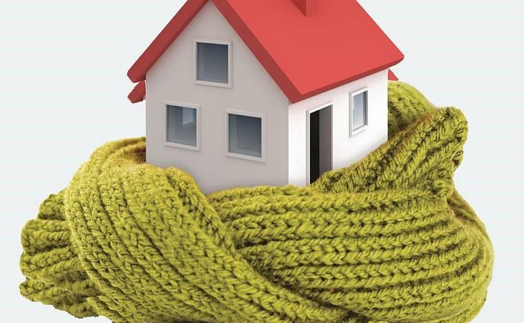 Наружное утепление дома: 2 простых способа