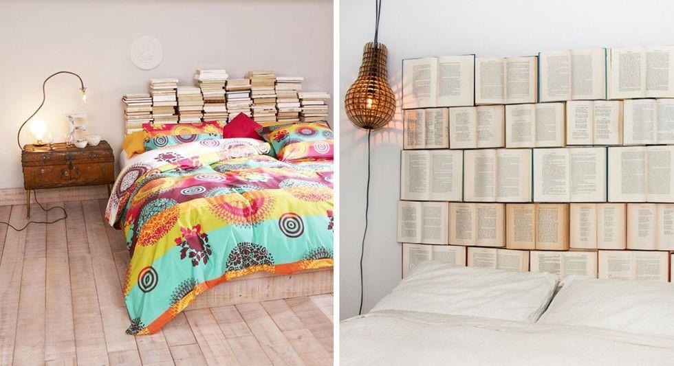 Изголовье кровати: придумать и сделать своими руками