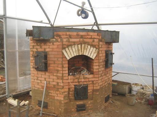 Пиролизная печь: принципы работы и виды