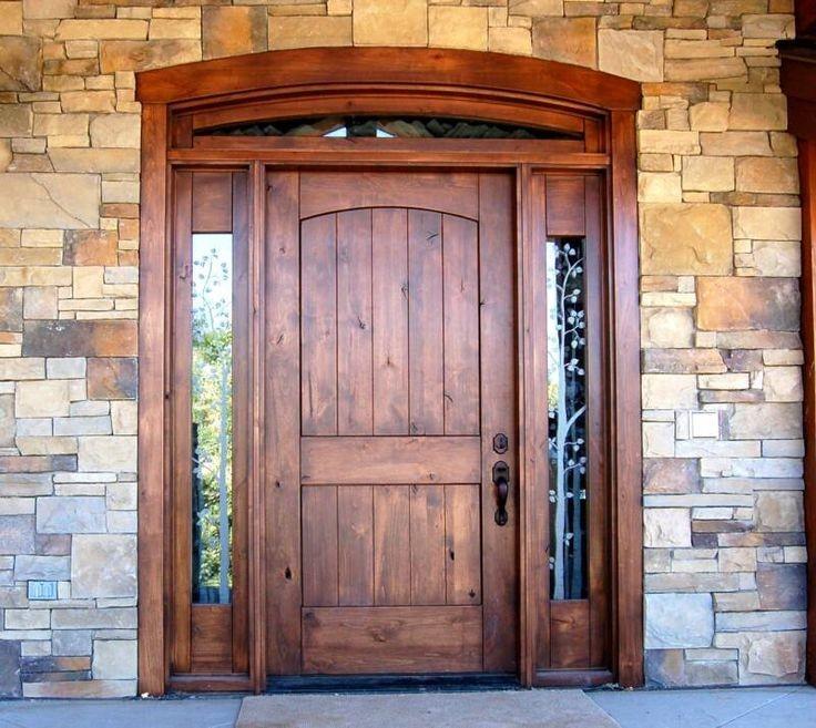 Такие разные деревянные двери: устройство, виды и эксплуатация