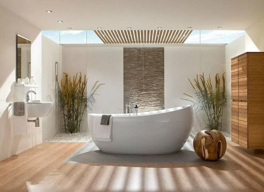 Секреты оформления, при которых ванная всегда будет чистой