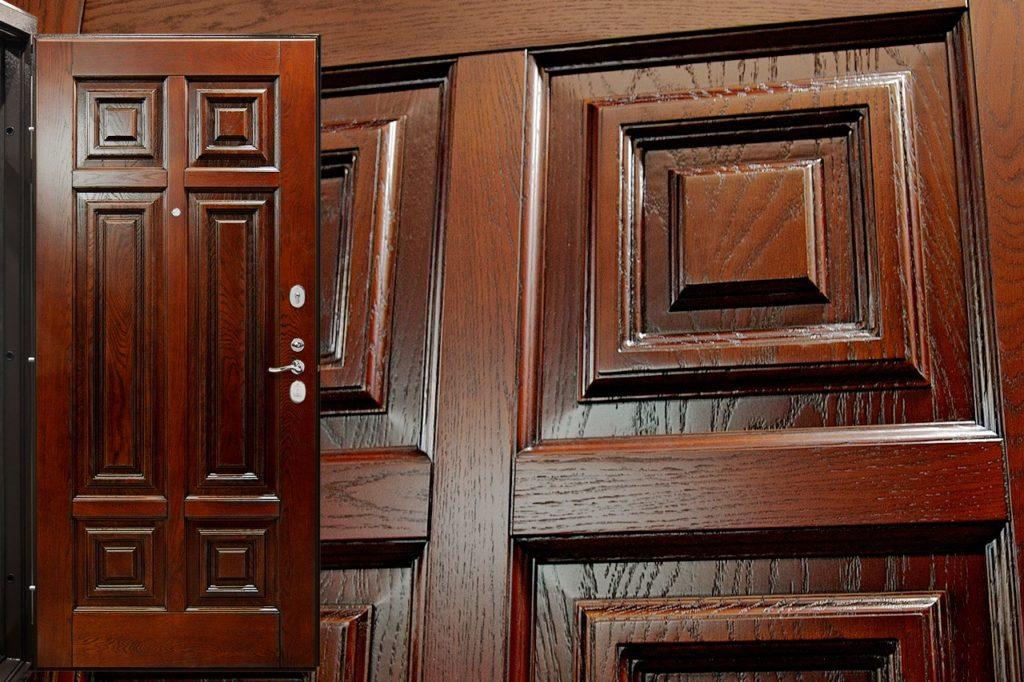 Что такое филёнчатые двери и почему именно их стоит установить в своём доме