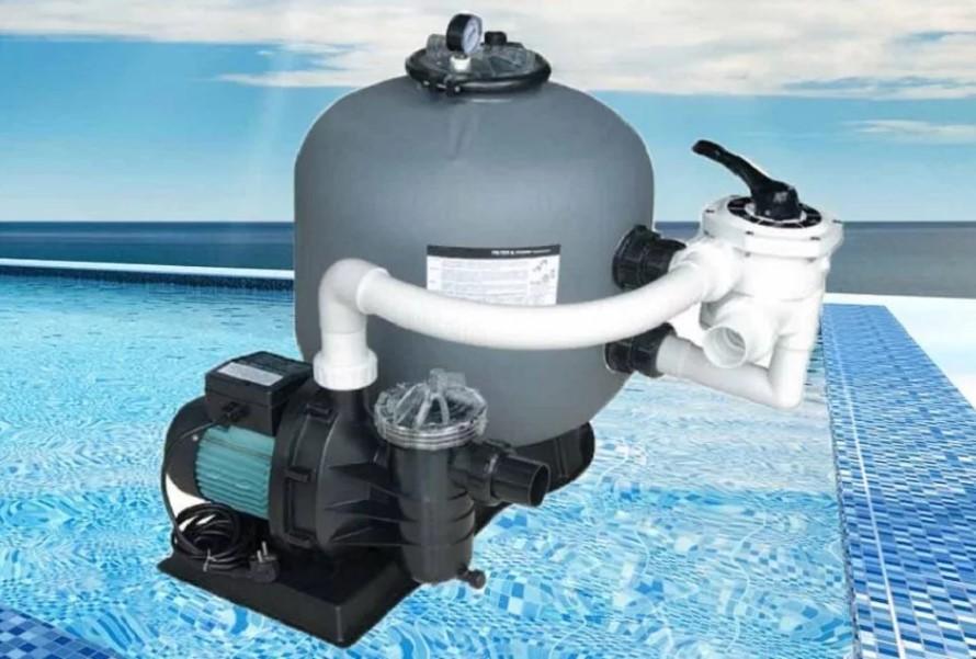 Эффективный фильтр для бассейна своими руками