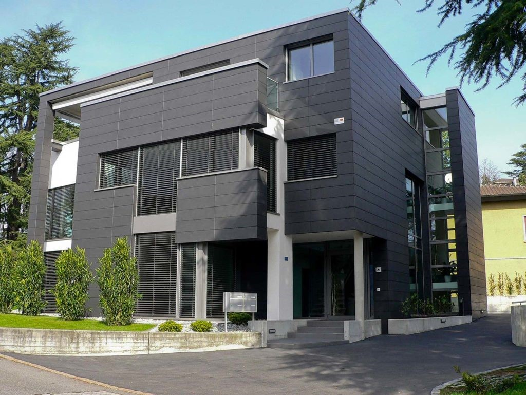 8 популярных материалов для облицовки фасадов