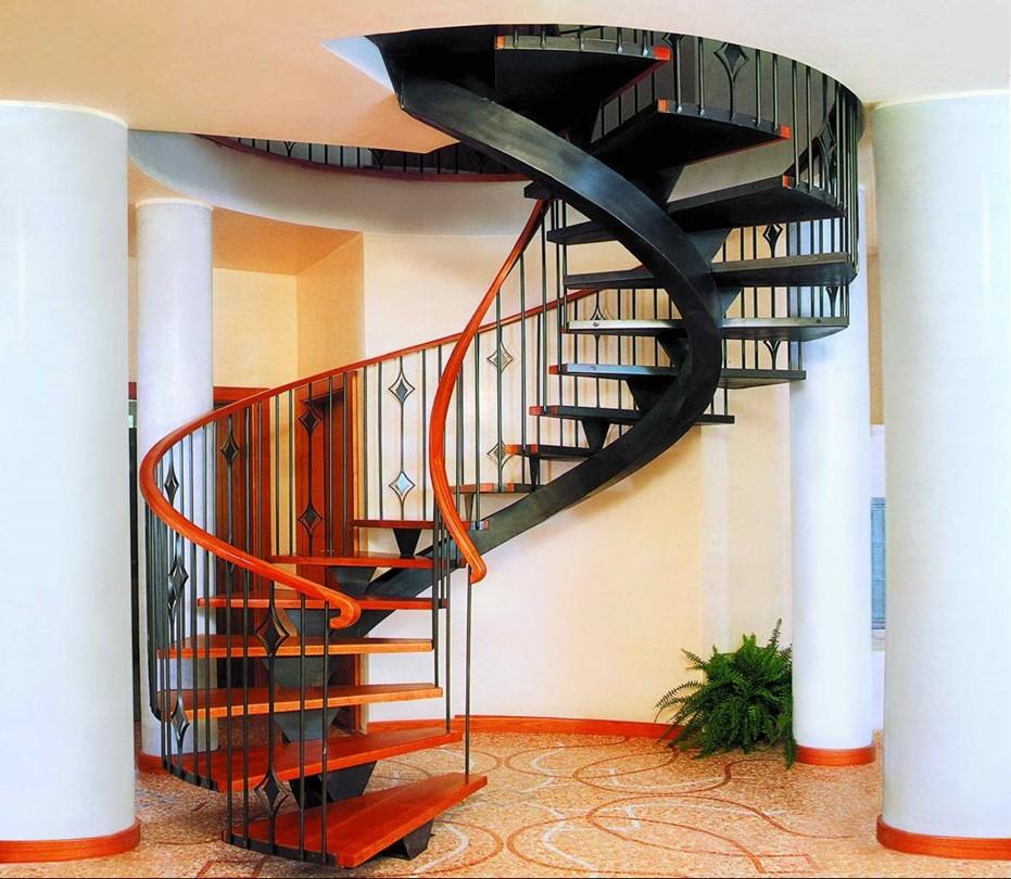 Как просчитать высоту ступеней лестницы в доме
