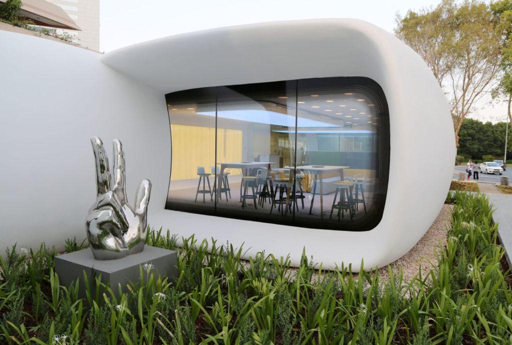 Дом, который построил принтер, или новые возможности современных технологий