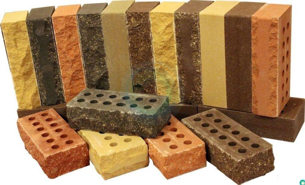 Облицовочный кирпич: разновидности материала и некоторые особенности его применения
