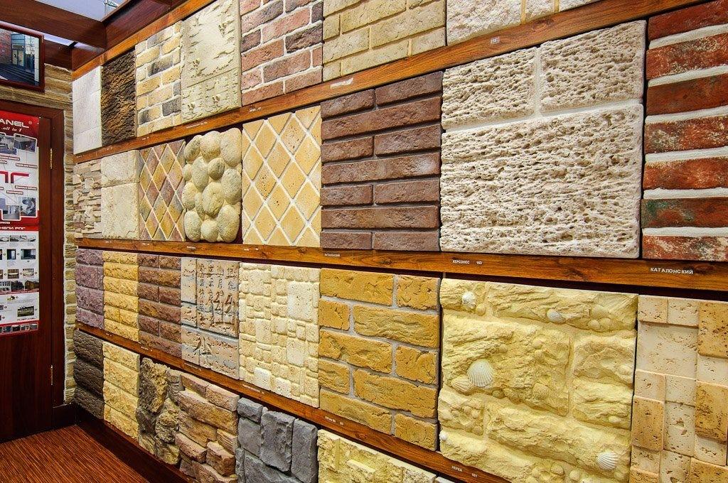 Выбор облицовочных панелей для отделки фасада своего дома
