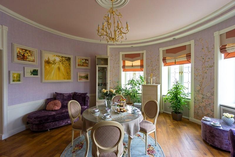 Татьяна Догилева: квартира в элитном районе и загородный дом