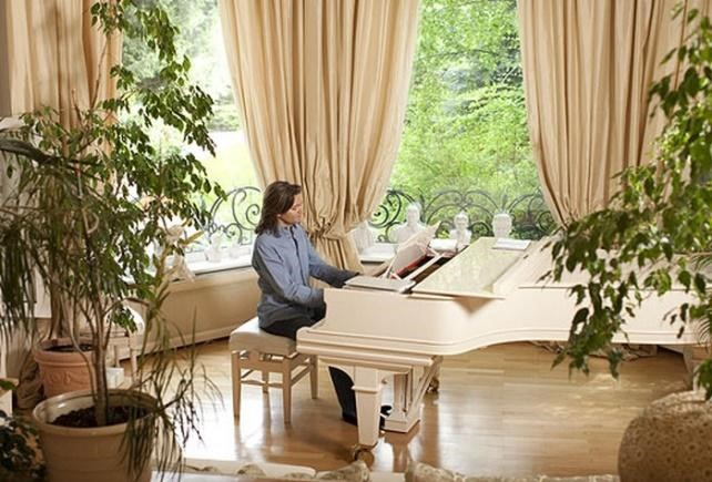 Милый и уютный особняк Дмитрия Маликова