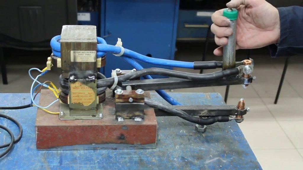 Аппарат контактной сварки своими руками: применение трансформатора от старой микроволновки