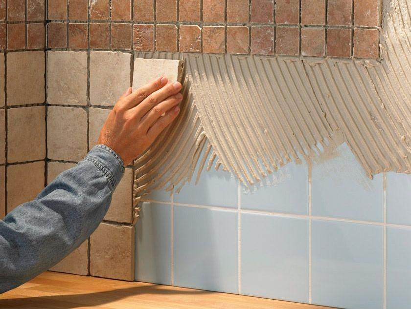Можно ли монтировать новую керамическую плитку поверх старой