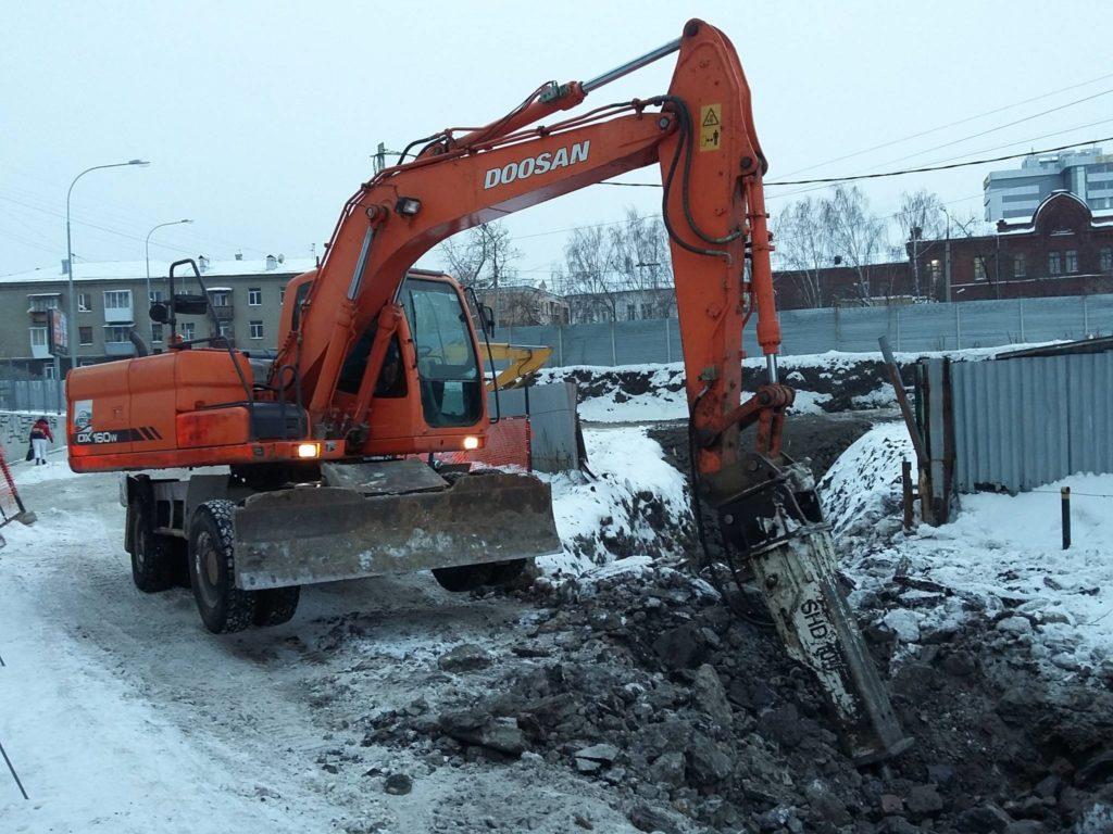 Стоит ли возводить заливной бетонный фундамент во время зимних холодов