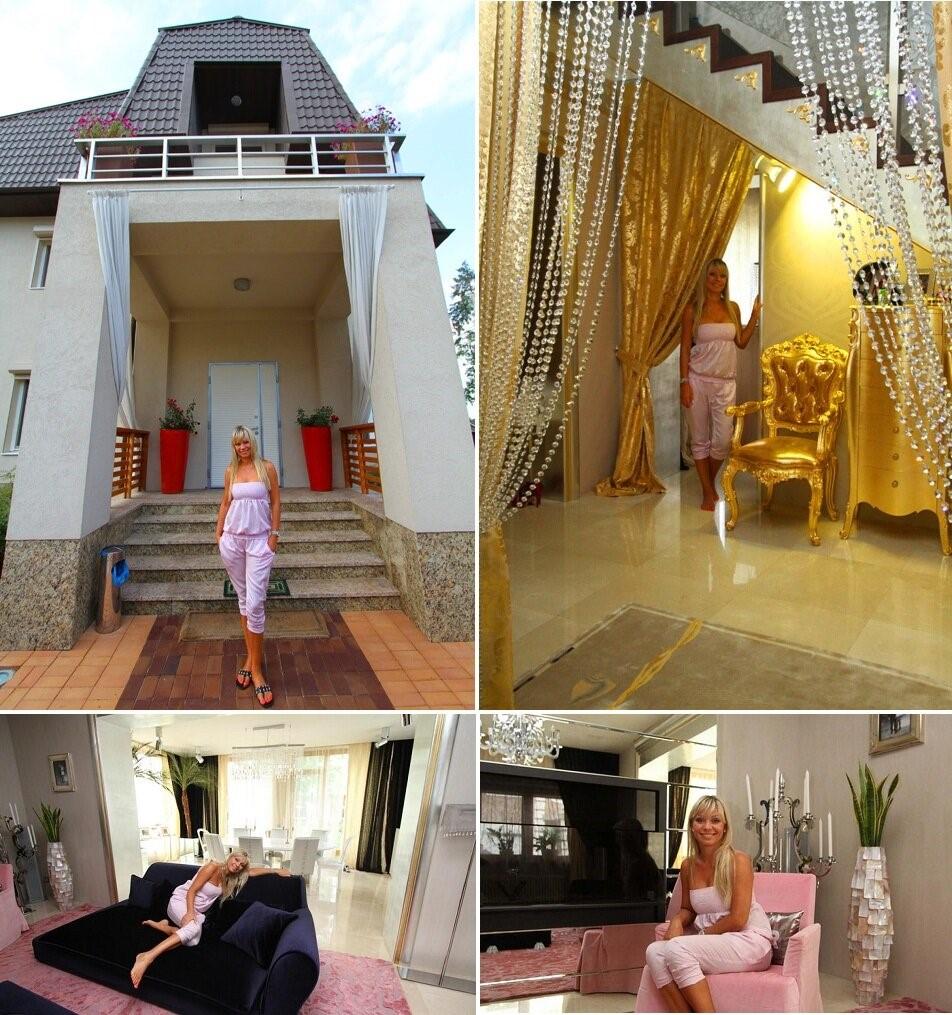 Где живет популярная певица и актриса Ирина Салтыкова