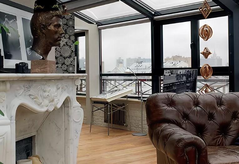 Пентхаус на Патриарших: как выглядит квартира Марата Сафина