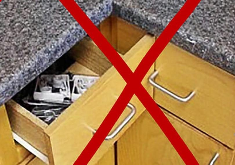 Частые ошибки, совершаемые при заказе кухонной мебели
